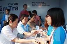 Tỷ lệ bệnh đái tháo đường ở Việt Nam tăng nhanh nhất thế giới