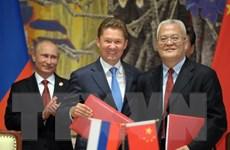 Nga-Trung Quốc tăng cường hợp tác để cùng hưởng lợi