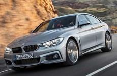 Hãng BMW giới thiệu mẫu 4 Series coupe mới ở Nhật Bản
