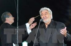 Danh ca opera Domingo biểu diễn hưởng ứng World Cup