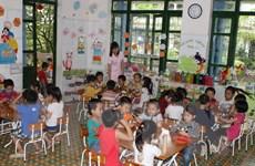 Thí điểm nhà trẻ công lập cho trẻ dưới 18 tháng tuổi ở TP.HCM