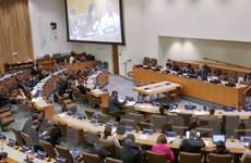 Bài phát biểu của Đại sứ Lê Hoài Trung tại Hội nghị UNCLOS