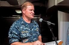 Tướng Mỹ: Nên giải quyết vấn đề Biển Đông bằng ngoại giao