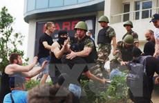 Nga phổ biến dự thảo nghị quyết mới về căng thẳng ở Ukraine