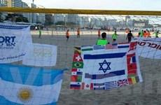 Những dấu ấn Do Thái tại Vòng chung kết World Cup 2014