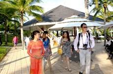 Lượng khách du lịch nội địa đến Bình Thuận tăng mạnh
