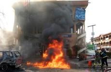 Đánh bom ở thủ đô Nigeria khiến ít nhất 21 người thiệt mạng