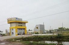 Hải Dương chính thức tiếp quản Khu công nghiệp Lai Vu