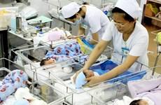 Chênh lệch giới tính khi sinh vẫn rất cao ở Thủ đô Hà Nội