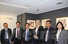 Hải Phòng thúc đẩy thương mại đầu tư với doanh nghiệp Na Uy