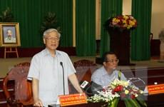 """""""Bình Thuận cần phát huy tốt hơn tiềm năng, lợi thế để phát triển"""""""