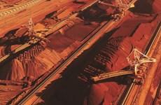 Giá quặng sắt thế giới sẽ tiếp tục giảm do nhu cầu thấp