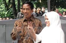 Indonesia: Đảng của ứng cử viên Widodo tuyên bố thắng cử