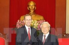Việt Nam là đối tác quan trọng của Anh tại khu vực Đông Nam Á