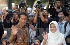 Thống đốc Jakarta Joko Widodo đắc cử Tổng thống Indonesia