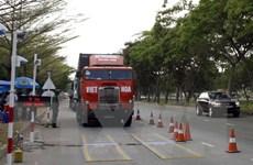 Xử lý nghiêm các đối tượng bảo kê hoạt động của xe quá tải