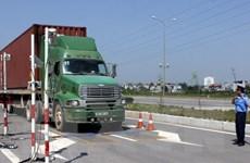 Phú Thọ: Giảm tình trạng xe quá khổ, quá tải do ngăn từ gốc