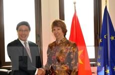 Phó Chủ tịch EC Catherine Ashton sắp thăm chính thức Việt Nam