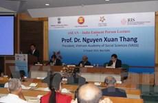Giáo sư Việt Nam dự báo Ấn Độ sẽ là nền kinh tế thứ tư thế giới