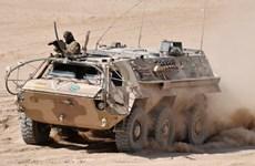 Đức quyết định xây nhà máy sản xuất xe thiết giáp tại Algeria