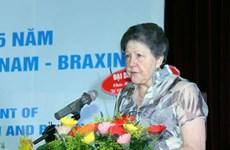 Việt Nam sẽ tạo điều kiện thuận lợi cho doanh nghiệp Brazil đầu tư