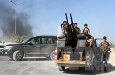 Liên hợp quốc ra nghị quyết trừng phạt phiến quân Hồi giáo ở Libya
