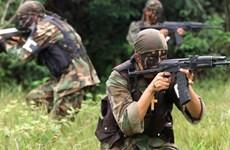 Thủ lĩnh dân quân khét tiếng của Colombia sa lưới pháp luật