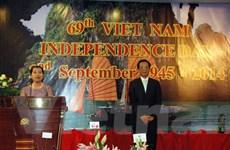 Các hoạt động mừng Quốc khánh 2/9 tại Campuchia và Séc