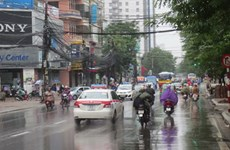 Xuất hiện mưa dông trên khắp cả nước trong những ngày tới
