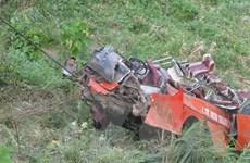 Vụ ôtô lao xuống vực ở Lào Cai: Thêm một nạn nhân tử vong