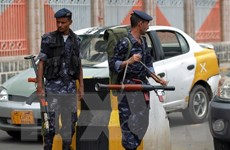 Yemen: Phe nổi dậy phong tỏa đường tới sân bay quốc tế Sanaa