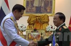 Thượng tướng Đỗ Bá Tỵ được trao Huân chương của Hoàng gia Thái