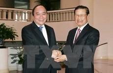 Lào sẽ tiếp tục cùng Việt Nam vun đắp tình hữu nghị vĩ đại