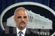 Bộ trưởng Tư pháp Mỹ Eric Holder đã quyết định từ chức