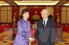 Đẩy mạnh toàn diện quan hệ Đối tác hợp tác chiến lược Việt-Hàn