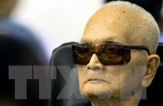 Hai cựu lãnh đạo Khmer Đỏ chính thức đệ đơn kháng cáo