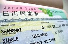 Nhật Bản nới lỏng thủ tục cấp thị thực nhập cảnh cho Việt Nam