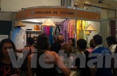 Việt Nam tham dự hội chợ thủ công mỹ nghệ tại Argentina