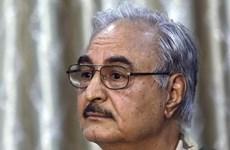 Quân đội Libya ủng hộ Tướng Khalifa chống phiến quân Hồi giáo