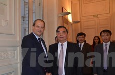 """""""Pháp hoàn toàn ủng hộ quan điểm của Việt Nam về vấn đề Biển Đông"""""""