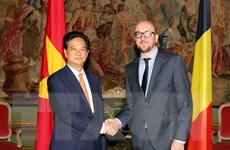 Thủ tướng Nguyễn Tấn Dũng kết thúc tốt đẹp chuyến công du châu Âu