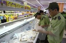Truy quét hàng giả tại các trung tâm thương mại TP. Hồ Chí Minh