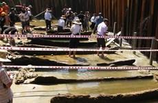 Quảng Ngãi: Kiên quyết ngăn chặn dân khai thác cổ vật từ tàu đắm