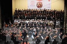 Lần đầu tiên Việt Nam có thạc sỹ Phương pháp dạy học Âm nhạc