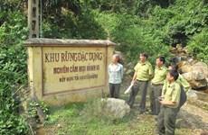 Quy hoạch hệ thống rừng đặc dụng cả nước đến năm 2020