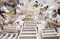 Xuất khẩu đồ gỗ của các doanh nghiệp Bình Dương tăng trên 10%