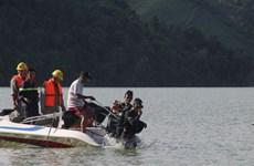 Tìm thấy thi thể cuối cùng vụ lật xuồng trên hồ Thủy điện Đồng Nai 4