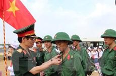 Đại biểu đề nghị kéo dài thời hạn nghĩa vụ quân sự lên 24 tháng