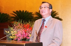Đề nghị làm rõ hơn trách nhiệm của Hội đồng bầu cử Quốc gia