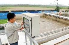 """Hà Nội """"chốt"""" khởi công 4 dự án xử lý nước thải trong tháng 11"""